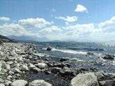 Praia do Centro em Bariloche #argentina #viagem