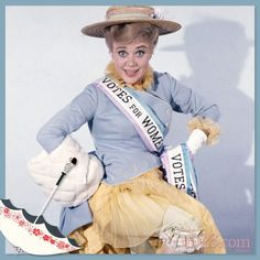 Sister Suffragette - Mary Poppins by Mary Poppins (disney) - Karaoke Lyrics on Smule. Mary Poppins Musical, Mary Poppins 1964, Mary Poppins Lyrics, Mary Poppins Characters, Julie Andrews Mary Poppins, Broadway Costumes, Disney Costumes, Movie Costumes, Old Disney