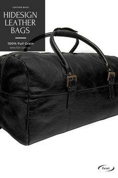 Leather Bags, Leather Men, New Wardrobe, Duffel Bag, Travel Bags, Range, Stylish, Shop, Accessories