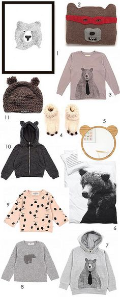 gift ideas: bear love by the style files, via Flickr