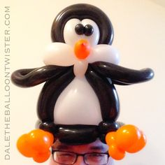 Chubby Belly Penguin Hat.