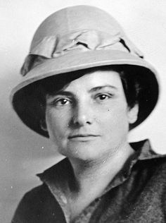 In 1925, the National Geographic Society didn't admit women, so Harriet Chalmers Adams, adventurer and female badass, founded the Society of Woman Geographers. She was regarded as the foremost woman explorer of her time, traveling to Latin American, eventually writing about her travels for National Geographic magazine. She proved that women had the same moxie, the same adventurous spirit, and the same fortitude to see the world as any man!