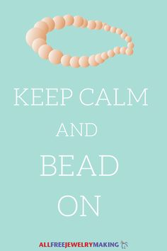 Keep Calm and Bead On with these 7 Divine DIY Jewelry Making Ideas for a Goddess