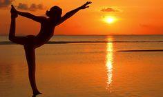 Ioga para ganhar força e flexibilidade