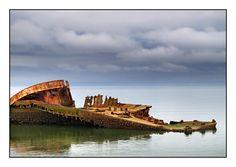 Shipwreck, Vancouver Island, West Coast, Abandoned, Opera House, Bucket, Travel, Left Out, Viajes
