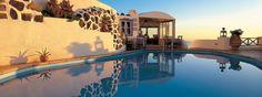 Sun Rocks hotel - Santorini - Greece. Honeymoon.