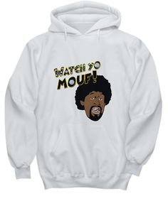 Watch Yo Mouf! Funny Jerome In The House Hoodie