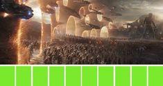 Pura pantalla verde