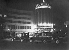 Berlin, Wedding, Großkino Lichtburg im Stadtteil Gesundbrunnen 1931