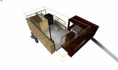 Gallery - La Luge / YH2 Architecture - 24