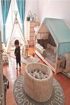 Boy Toddler Bedroom, Toddler Room Decor, Toddler Rooms, Baby Bedroom, Baby Boy Rooms, Baby Room Decor, Nursery Room, Girl Nursery, Girl Toddler