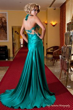 Not for my bridesmaids but I lo this color and sheen.