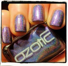 Ozotic Multi Chrome Nail Polish - 532