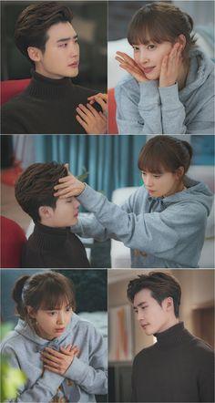 W Korean Drama, Korean Drama Romance, Lee Jong Suk Cute, Lee Jung Suk, Kdrama, Bride Of The Water God, Doctor Stranger, Drama Fever, Bok Joo