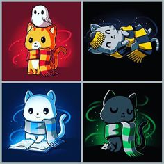 Teeturtle House Cats
