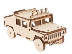Geländefahrzeug Hummer, 15 cm (Easy-Line)