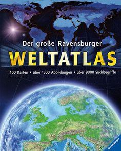 Der große Ravensburger Weltatlas, £14.35