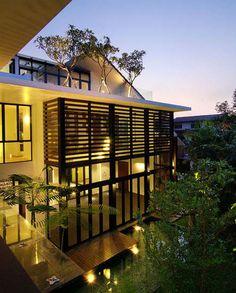 modern balinese architecture - Google Search