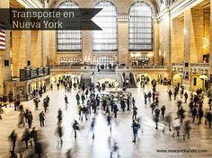 Guía de transportes en Nueva York