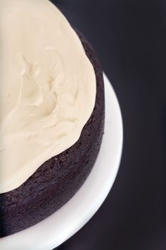 Dark Chocolate Guinness Cake with Baileys Cream Cheese Icing « Love Swah – A Sydney food, travel and design blog
