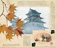 Urban Sketchers: Featured artist > Stefano Faravelli in Japan