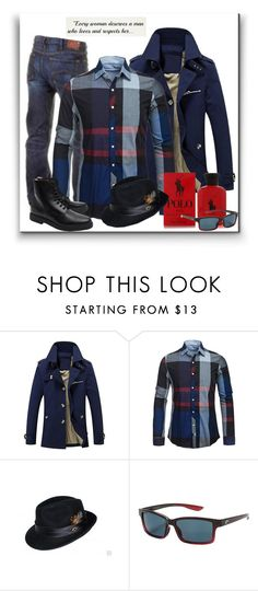"""""""MENSWEAR"""" by arjanadesign ❤ liked on Polyvore featuring Stacy Adams, Common Projects, men's fashion and menswear"""