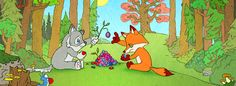 Maggy and Max by Stefanie Schurich hatch again wild berries do not fill them up – Maggy & Max Book Pages, Books Online, Berries, Illustration, Painting, Image, Art, Art Background, Painting Art