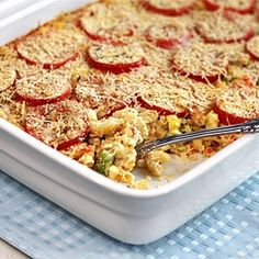 Summer Vegetable Macaroni and Cheese . . . mmm, making this - this weekend.