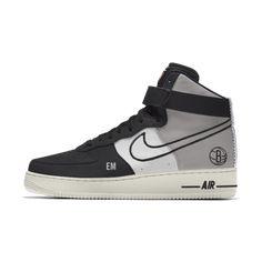 buy online ecb4c 082cb Calzado para hombre Nike Air Force 1 Low Premium iD (Brooklyn Nets)