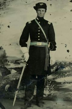 Union Infantry Officer