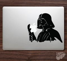 Darth Vader MacBook vinyl