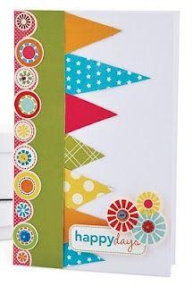 Happy Days Card by @Anna Totten Totten Totten Totten Anderson Crockett
