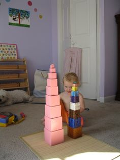 """Montessori Messy: How to """"Montessori"""" Without Going Broke (or """"The High-Low Montessori Project"""") Part 1"""