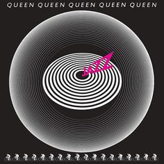 """November, Queen """"Jazz"""" with """"Bicycle Race"""" and """"Fat Bottomed Girls"""" Not their best LP, but the only one released in this particular time frame. I definitely associate Queen with this era of my life. Discografia Queen, Queen Jazz, Freddie Mercury, Vinyl Lp, Vinyl Records, Brian May, Albums Queen, Hard Rock, Jazz Cd"""