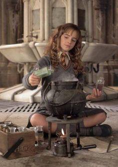 Classic Hermione Granger :)