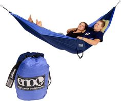 LOOOOVE my hammock that Brett bought me for my birthday!! And it's kappa blue and blue!