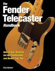 The #Fender Telecaster Handbook