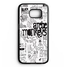Arctic Monkeys Lyric Samsung Galaxy S6 Edge Plus Case
