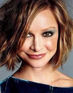 If you demand to see which are the best Short Trendy Hairstyles for 2016 accumulate account and acquisition one which accurately adulate your face and completes your style! Related