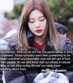 SUBMITTED CONFESSION    [ Kpop Confession ] PIC WAS CHOOSEN RANDOMLY  AGREE or DISAGREE? Like if you agree comment if you disagree!   CONFESSIONS AREN'T OURS  send your confession by dm or ask.fm  the confessor won't be revealed to anyone  all types of confessions are allowed  tag your friends and follow for more confessions  admin Sophie   [ t a g s ] #kpop #kpopconfessions #bts #exo #bigbang #shinee #nct #got7 #seventeen #monstax #vixx #winner #ikon #snsd #blackpink #twice #redvelvet #fx…