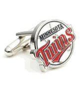 MN Twins cufflinks for the boys!