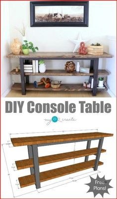 Diy Furniture Projects, Diy Wood Projects, Pallet Furniture, Furniture Makeover, Home Projects, Diy Home Furniture, Diy Hallway Furniture, Furniture Storage, How To Make Furniture