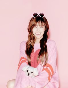 Stephanie Young Hwang (born August 1, 1989), known professionally as Tiffany orTiffany Hwang, is an American singer and actress based in South Korea. She is a member of South Korean girl group Girls' Generation and its subgroup TTS.
