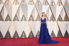 Pin for Later: Brie Larson Proves That For the Oscars, It's All About the Little Things Even From Afar the Star Was Stunning!