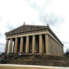 Nashville, Parthenon