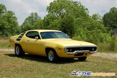 Plymouth Satellite Sebring mine was white... and I added these same stripes to mine