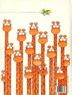 168 fantastiche immagini su mordillo comics football e - Cartone animato giraffe immagini ...