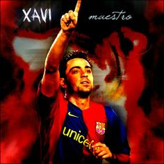 Xavi   Xavi Hernandez