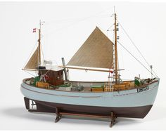Billing Boats (B472) Mary Ann Fishing Cutter