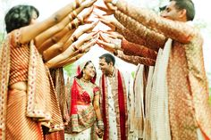 indian wedding - cool photo idea